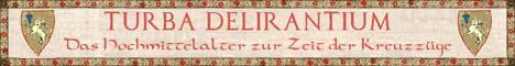 Turba Delirantium ist eine kleine Gruppe von Mittelalterenthusiasten, die sich dem Hochmittelalter des 12. Jahrhunderts (um das Jahr 1195) verschrieben hat. Hier gibt es Projektberichte, Recherche-Ergebnisse, Literaturempfehlungen, Termine, etc.